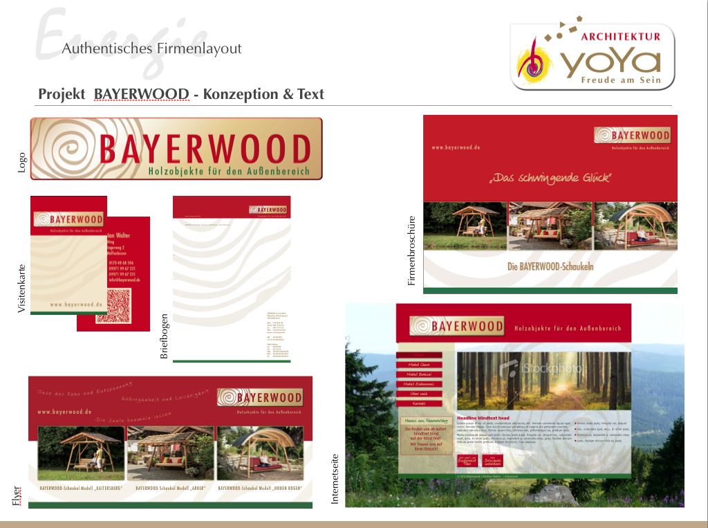 firmenlayout bayerwood